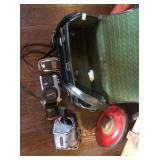 Yashica tl electro camera with case and converter