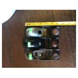 Qty. 3 , 6 in hand planes