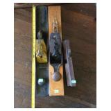 3 assorted hand planes