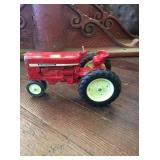 International die cast toy tractor