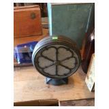 11 inch tall flatiron speaker