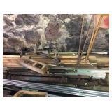 Bar Clamps, Lumber, Conduit, Pipe