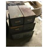 Steel File Boxes