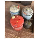 Fuel Can Assortment