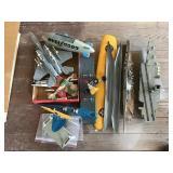 Plastic Model Airplanes, Ships, Blimp Assortment