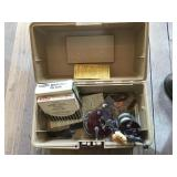 Penn Fishing Reels And Line, Tackle Box