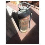 Brass Extinguisher Foam Fyr- Fyter