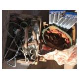 Tent Stakes, Clevis, Miscellaneous, Wood Crates