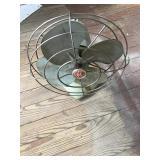 Vintage Ge Fan 17in Works But Weak