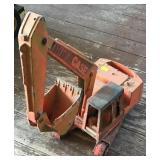 Ertl Case Excavator