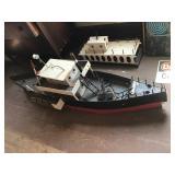 Model Texaco Tanker Wood 64x12x16