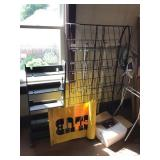 Goodyear Blimp Inflatable, Display Racks, Doll