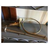 Brass Bugle And Horns