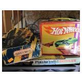 Hot Wheels Lunch Box, Games