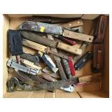 Knife Assortment, Miscellaneous