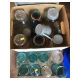 Canning Jar Assortment, Drive-in Window Tray