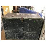 """Steel Sided Storage Trunk 36"""" X 18"""" X 26"""""""