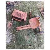 Castelli Leonard Pedal Tractor Needs Repair