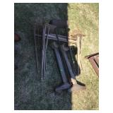 "Steel Legs For Workbench 29"" Tall"