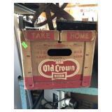 Old Crown Beer Box