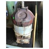 "Coal Fired Boiler 21"" Tall"
