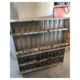 Cigarette Display Rack