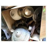 Light Globe, Lanterns, Vases