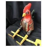 Folk art rooster