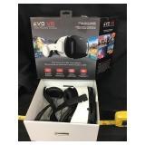 EVO vR virtual reality headset