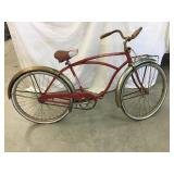 Schwinn vintage bicycle, Tiger
