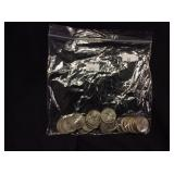 22 State Quarters