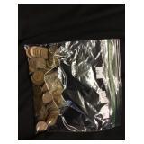 104 Wheat Pennies