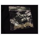 20 Silver Quarters