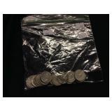21 Silver Quarters