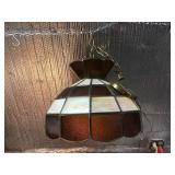 Hanging Light Fixture, 16 Inch By 13 Inch