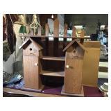 Birdhouse Stand, 35 X 40 X 12