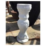Cement Stand, 29 X 9