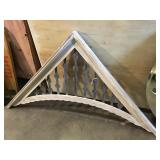 Structural Decor , 38 1/2 X 53