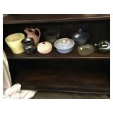 Planter,  Covered Dish, Candy Dish, Bowls