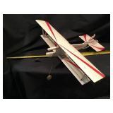 Wooden Tether Plane