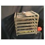 Egg carton carrier