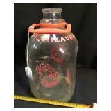 Bordens gallon milk bottle