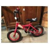 Huffy McQueen child bike