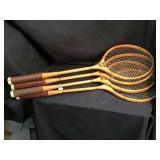 Spezial Docoma badminton rackets