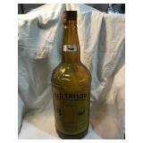 Old Taylor Kentucky straight Bourbon whiskey