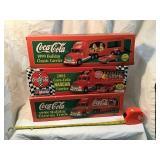 Coca-Cola holiday semi