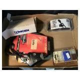 Master lock, Menon Showerhead, trailer wiring