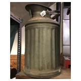 Socony 5 gallon water can