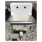 Shop sink 37 x 25 x 20