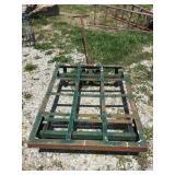 Industrial cart 36 x 48